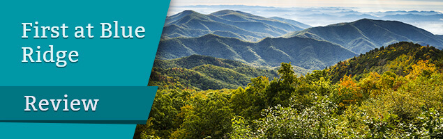 First at Blue Ridge Review