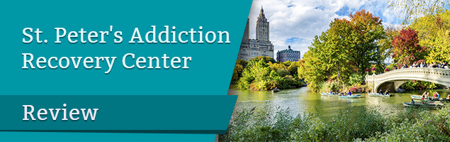 St. Peter's Addiction Recovery Center Review