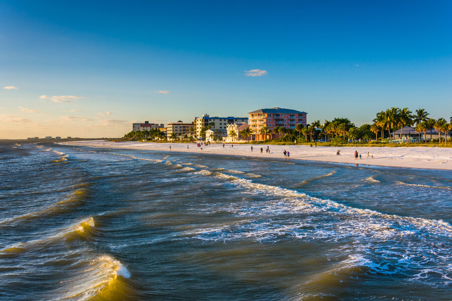 Fort Myers Beach, Florida, USA