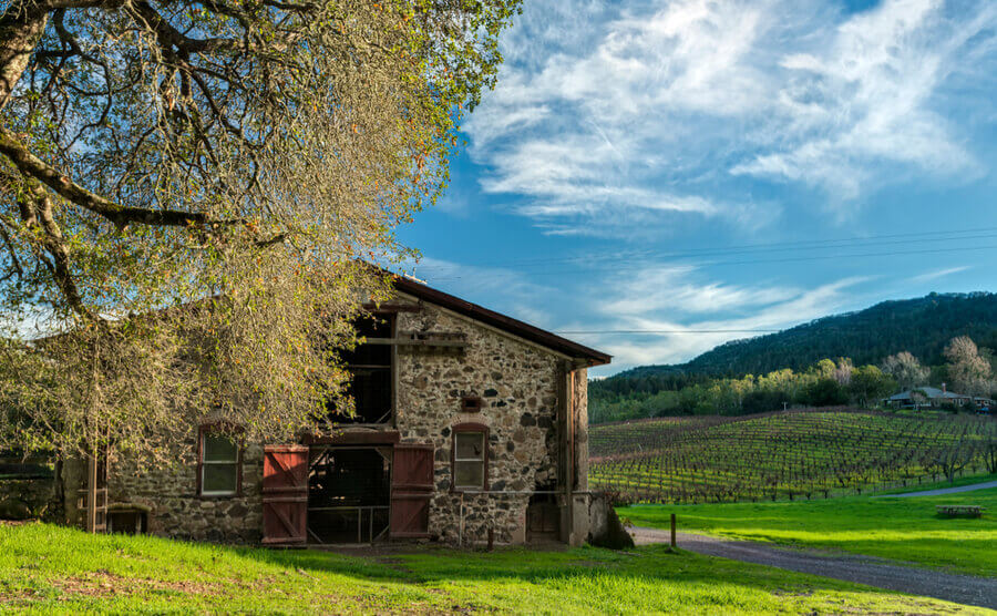 Mountain Vista Farm, Glen Ellen, California