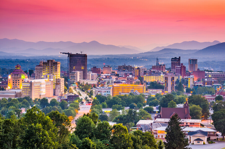 Asheville, North Carolina, USA