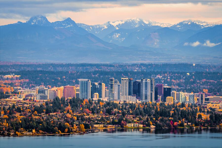Bellevue Washington, USA