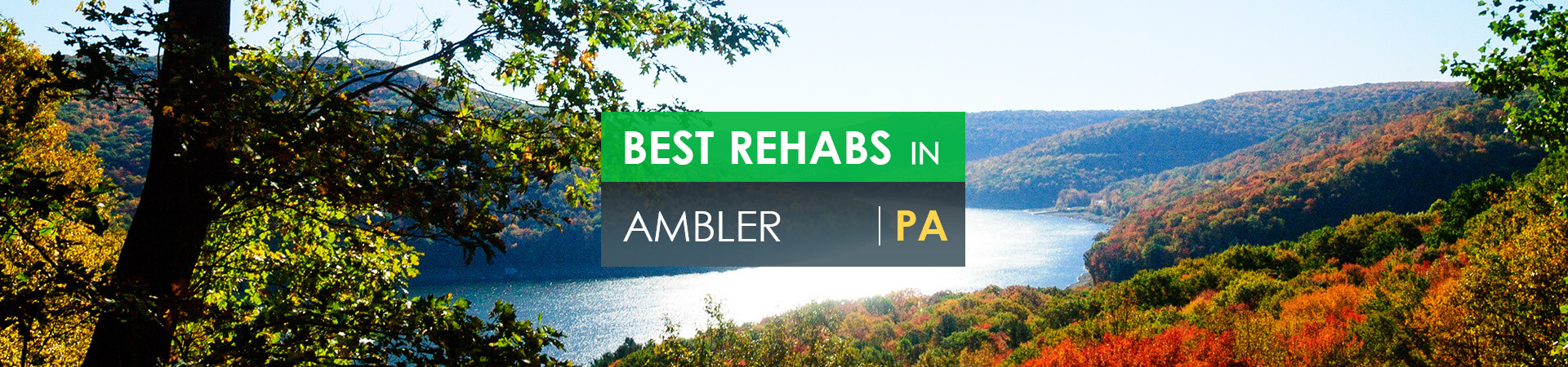 Best rehabs in Ambler, PA