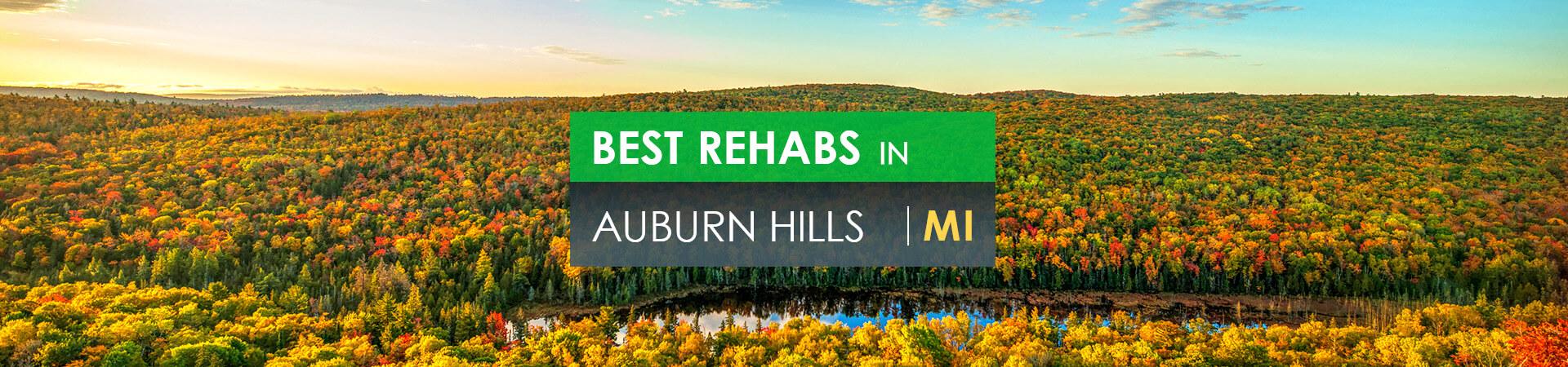 Best rehabs in Auburn Hills, MI