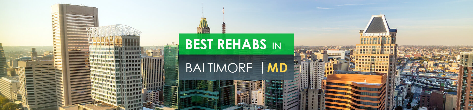 Best rehabs in Baltimore, MD