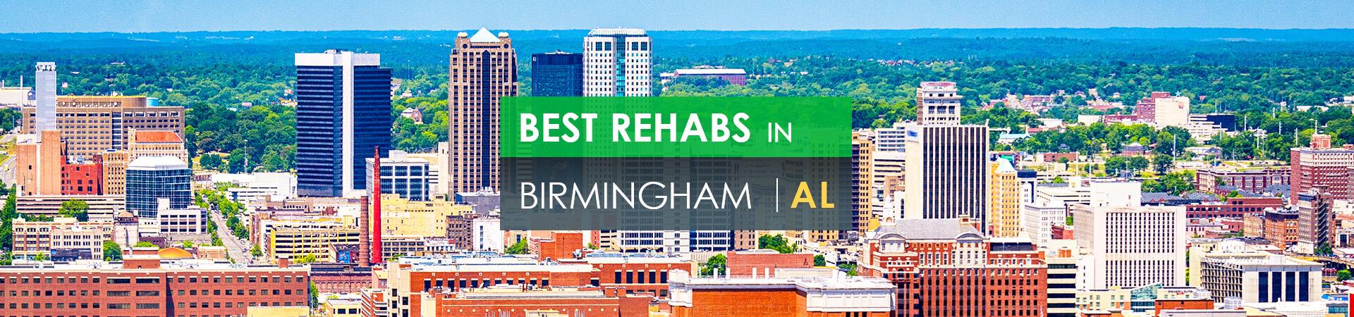 Best rehabs in Birmingham, AL