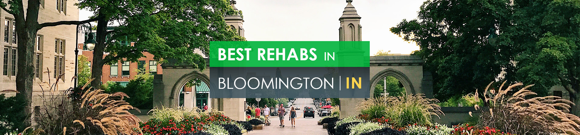 Best rehabs in Bloomington, IN
