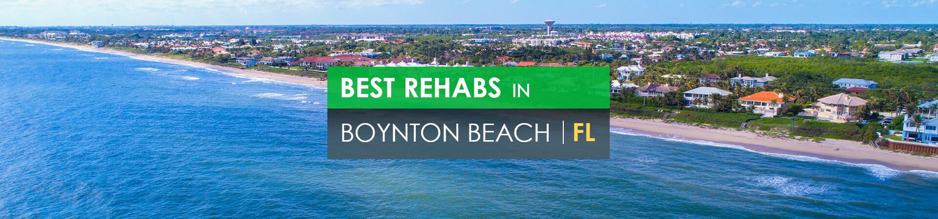 Best rehabs in Boynton Beach, FL