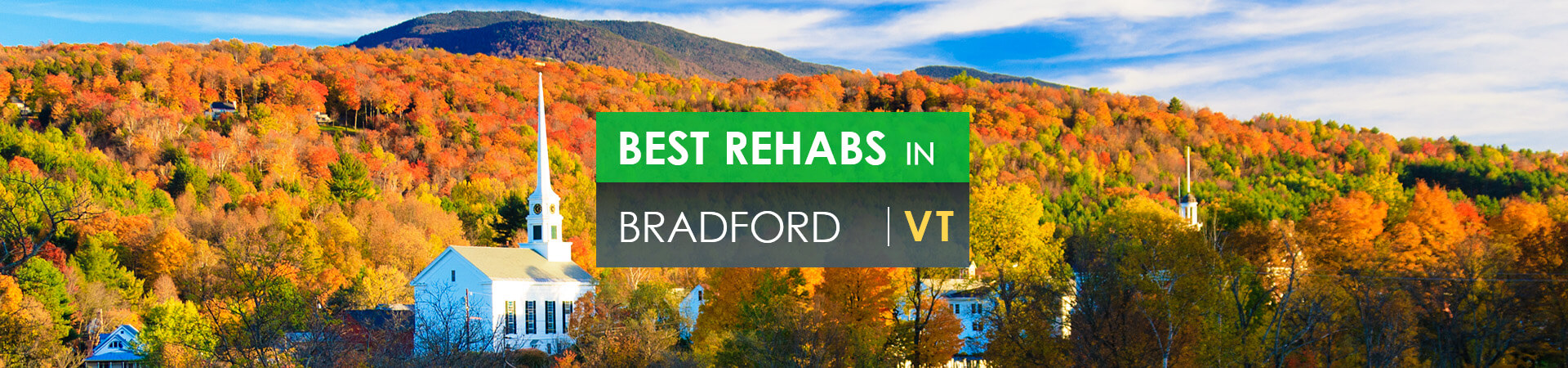 Best rehabs in Bradford, VT