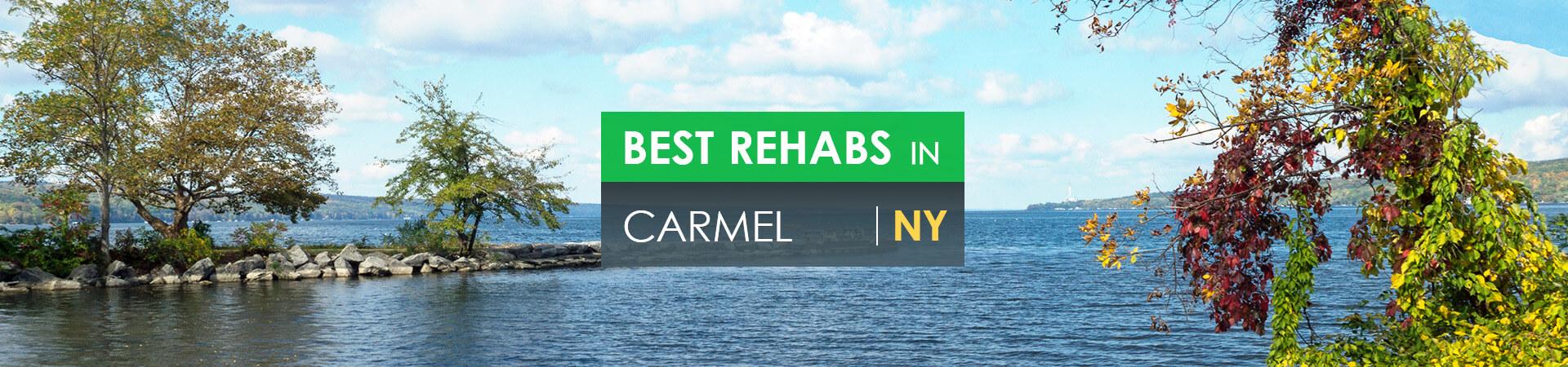 Best rehabs in Carmel, NY