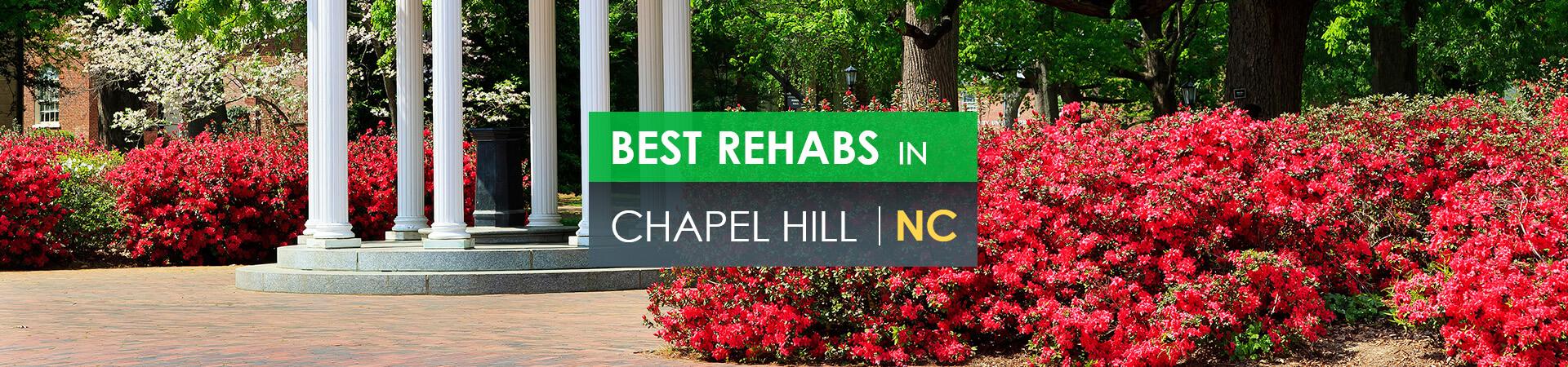 Best rehabs in Chapel Hill, NC