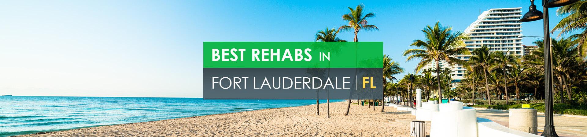 Best rehabs in Fort Lauderdale, FL
