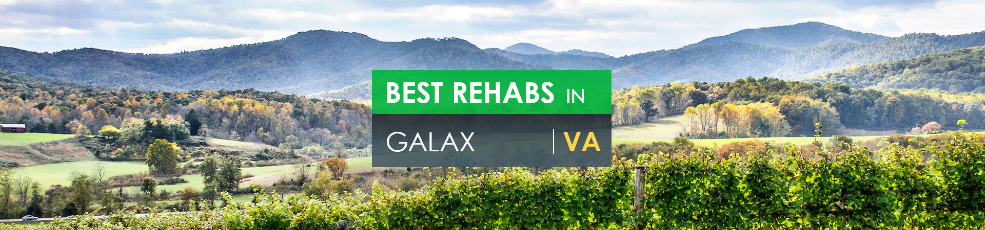 Best rehabs in Galax, VA