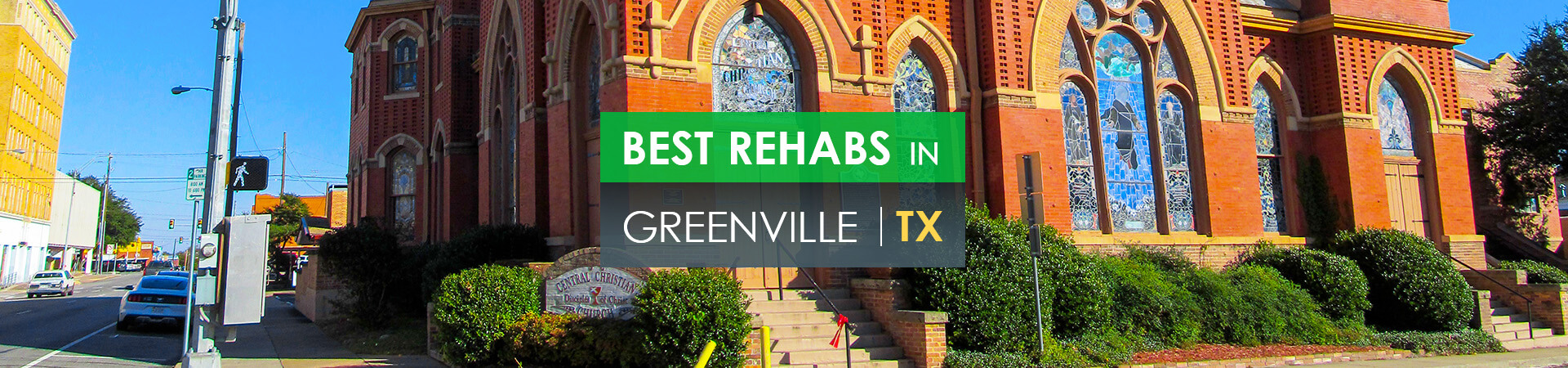 Best rehabs in Greenville, TX