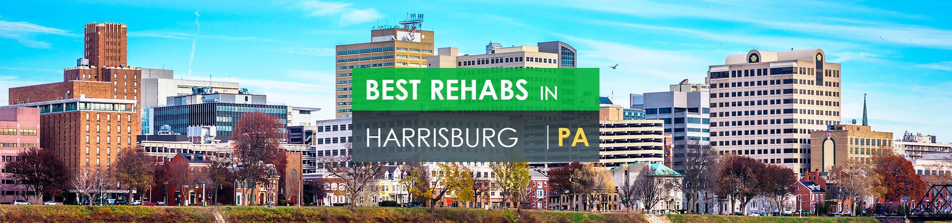 Best rehabs in Harrisburg, PA