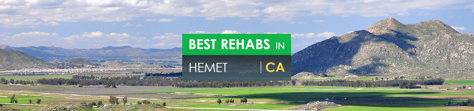 Best rehabs in Hemet, CA
