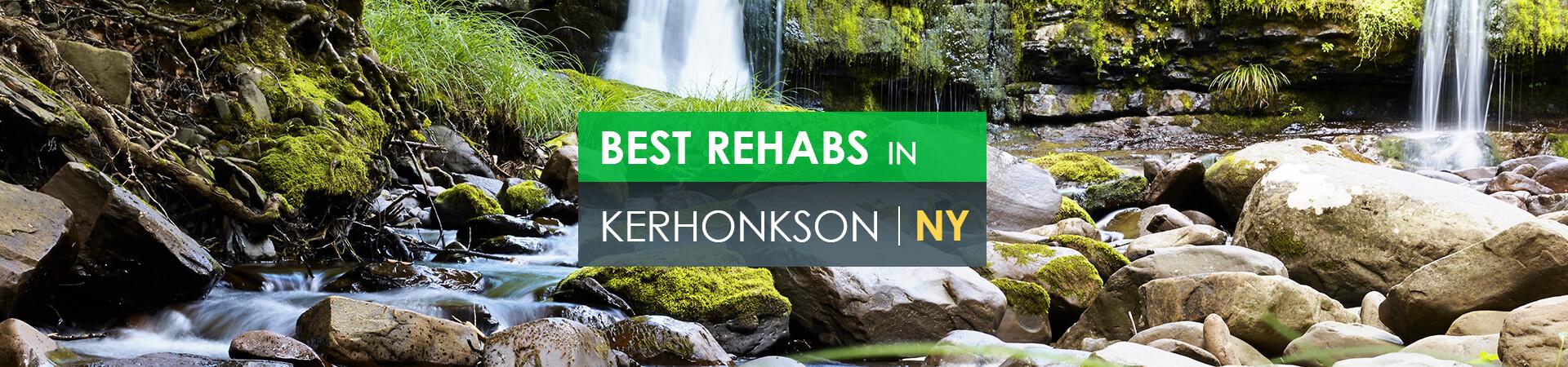 Best rehabs in Kerhonkson, NY