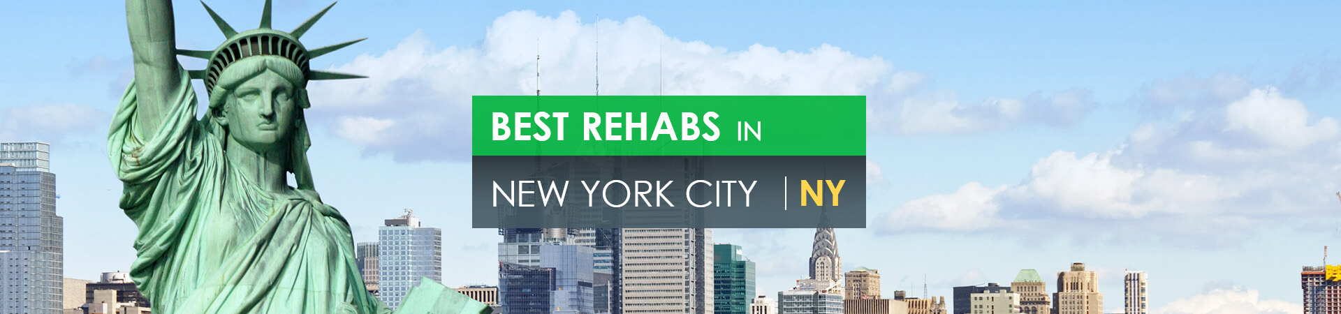 Best rehabs in New York City, NY