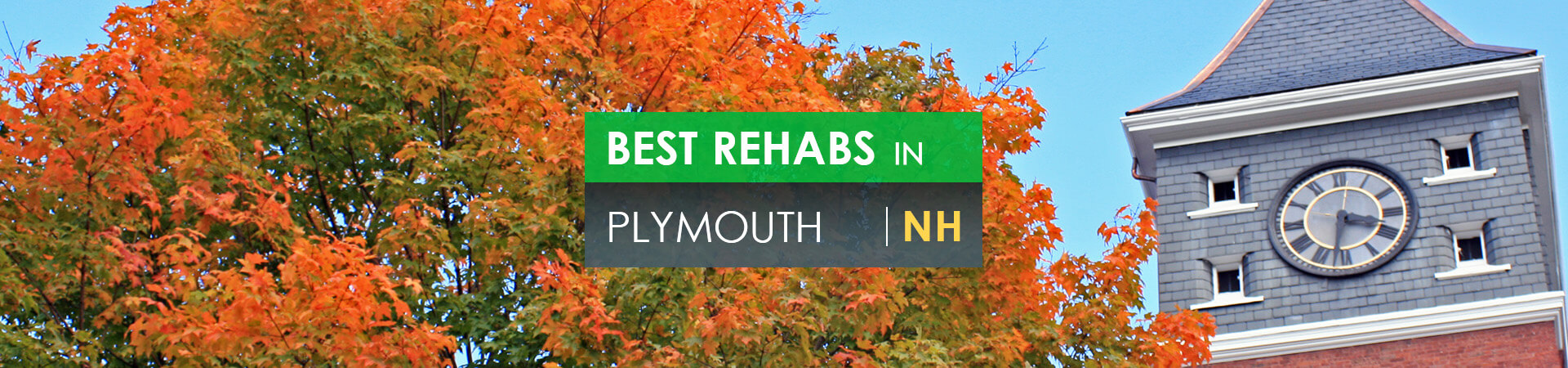 Best rehabs in Plymouth, NH