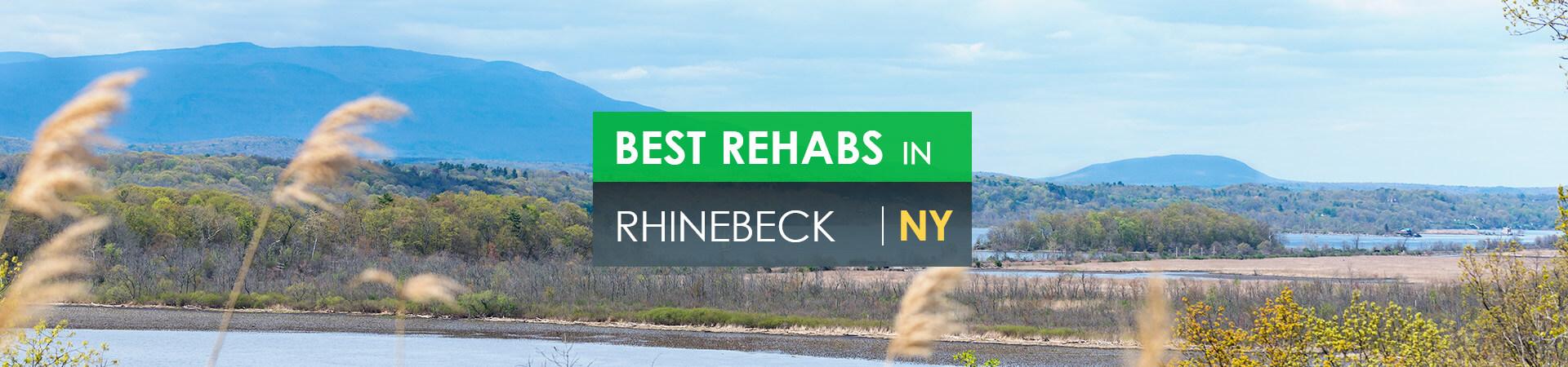 Best rehabs in Rhinebeck, NY