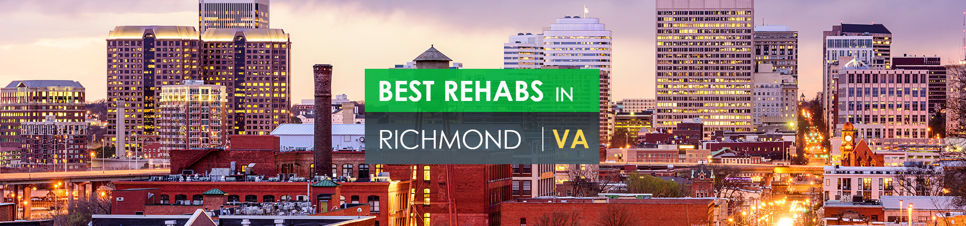 Best rehabs in Richmond, VA