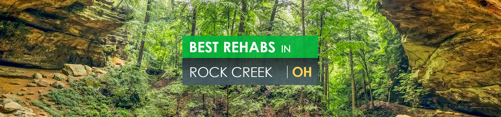 Best rehabs in Rock Creek, OH