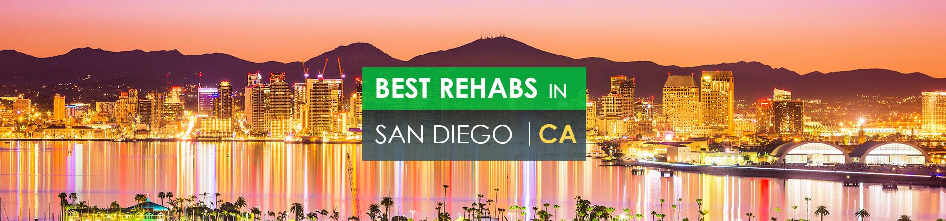 Best rehabs in San Diego, CA
