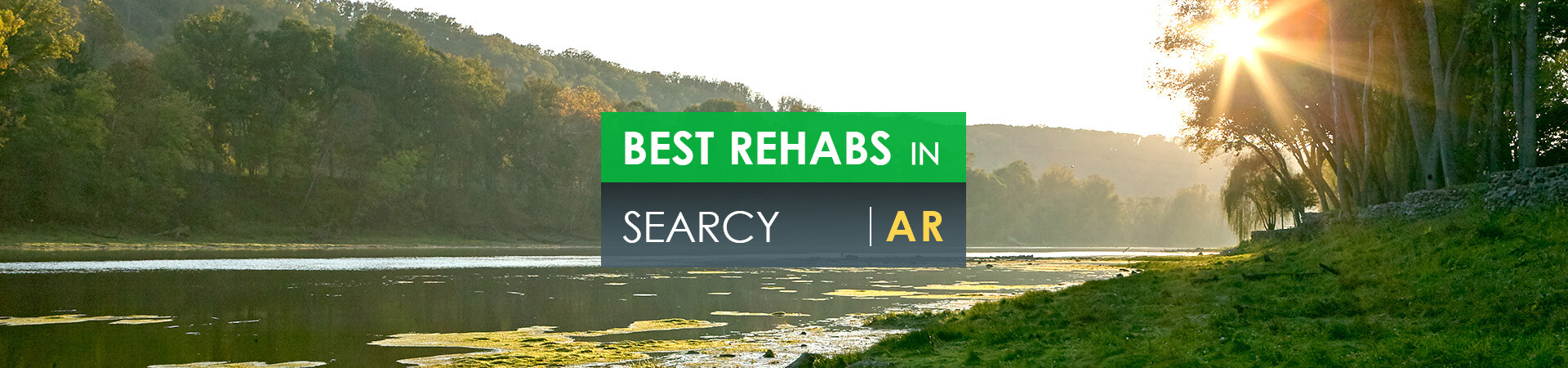 Best rehabs in Searcy, AR