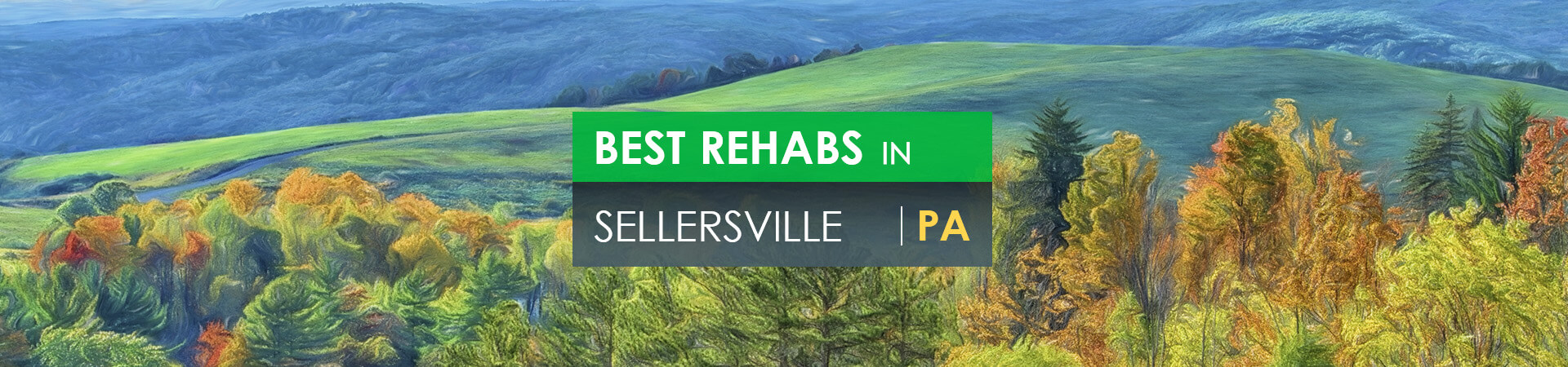 Best rehabs in Sellersville, PA