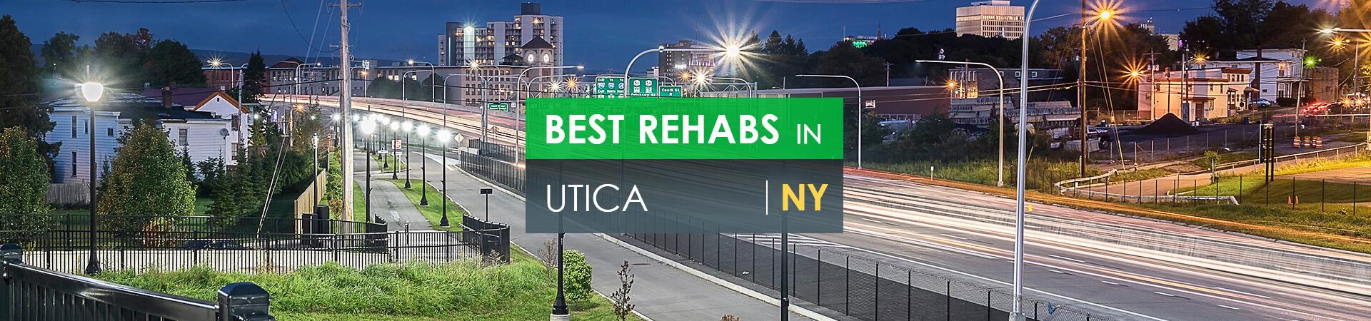 Best rehabs in Utica, NY