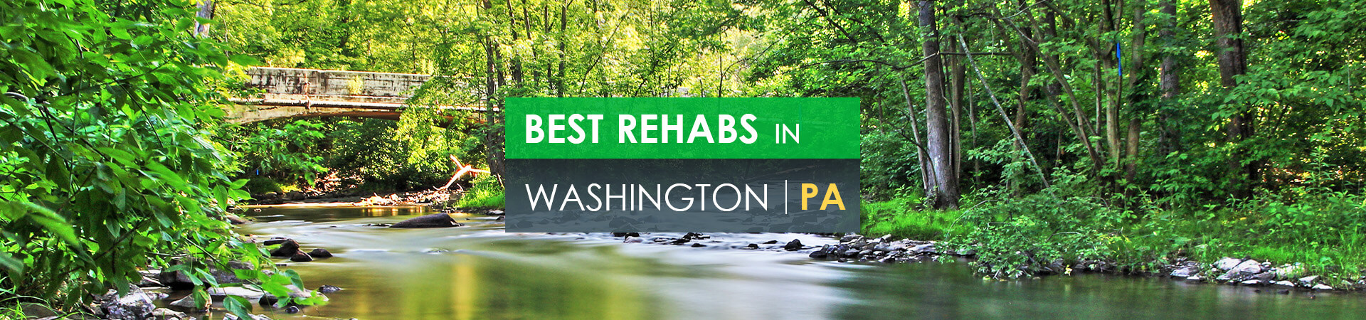 Best rehabs in Washington, PA