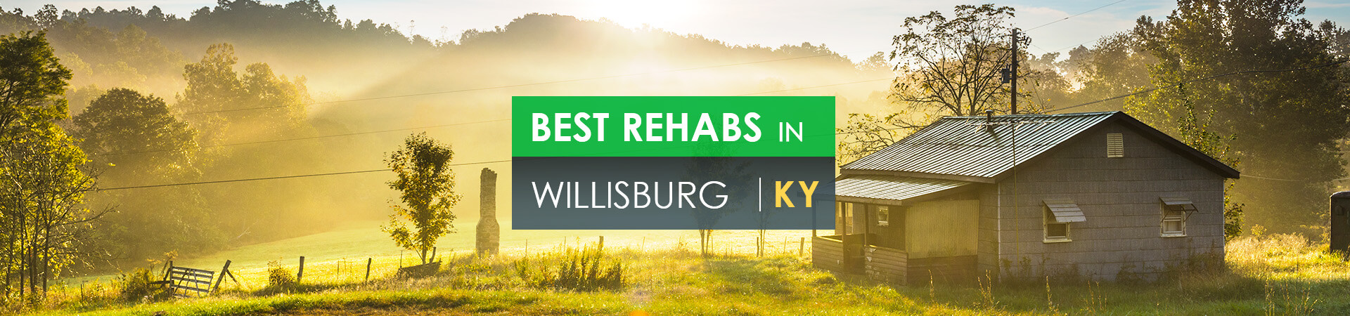 Best rehabs in Willisburg, KY