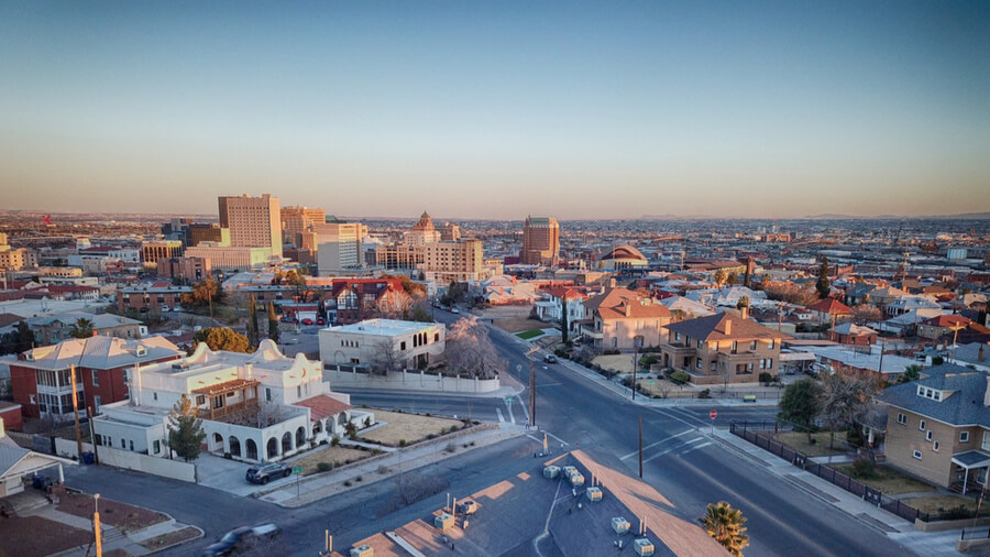 Aliviane Inc, El Paso, Texas