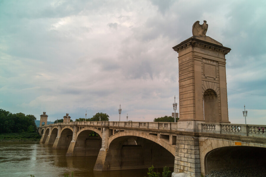 Historic Market Street Bridge