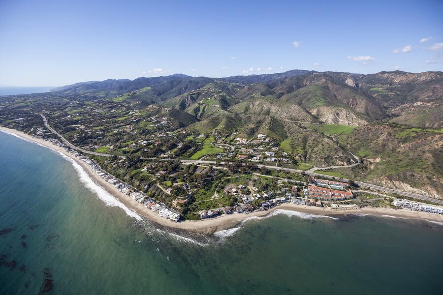 Cliffside Malibu, Malibu, California