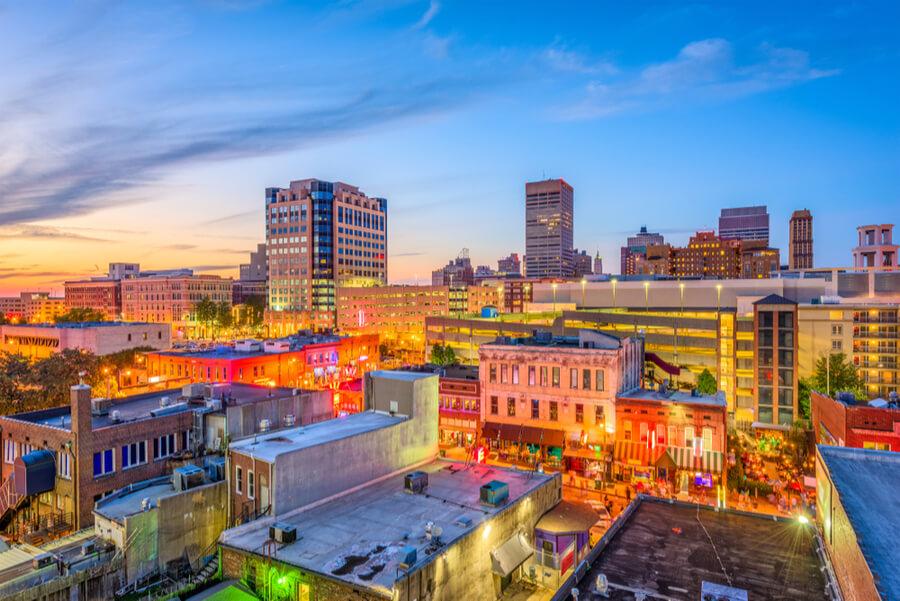 Memphis, Tennesse, USA