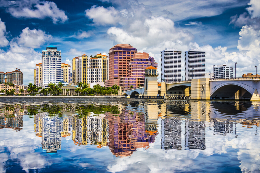 West Palm Beach, Florida, USA