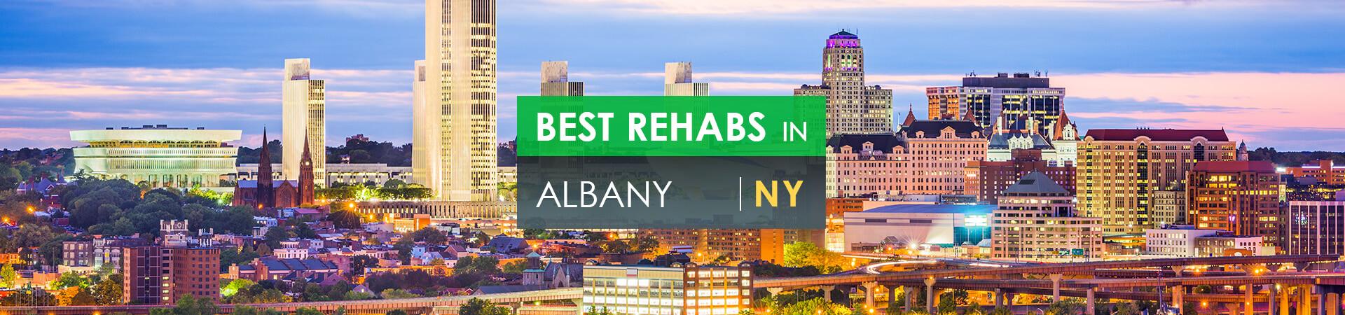 Best rehabs in Albany, NY