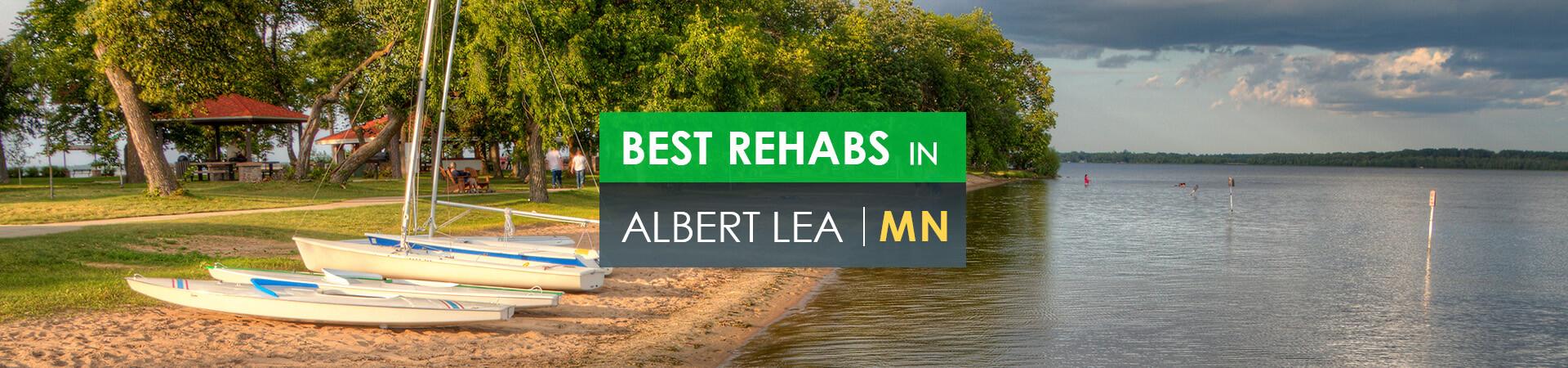 Best rehabs in Albert Lea, MN