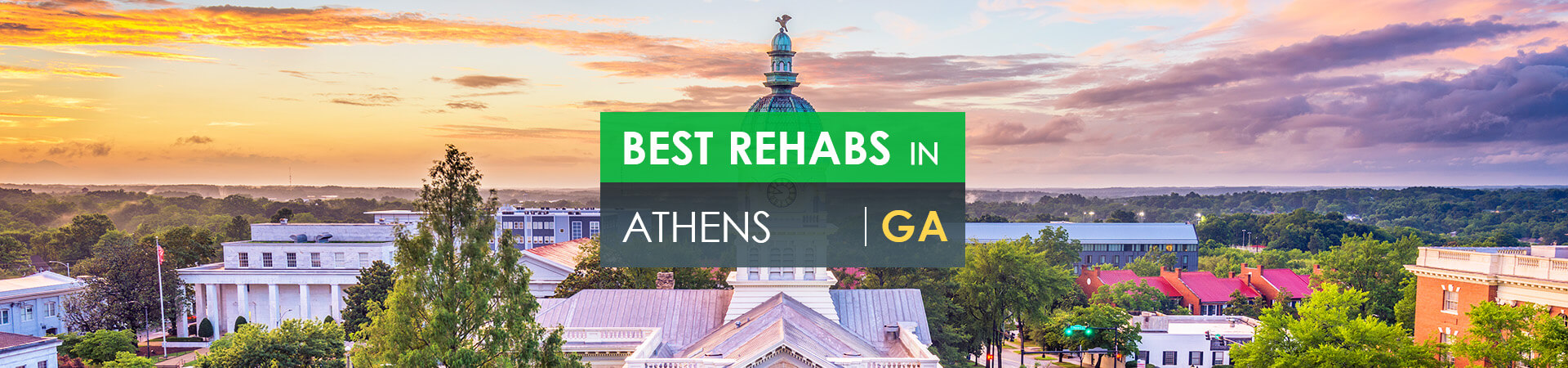 Best rehabs in Athens, GA