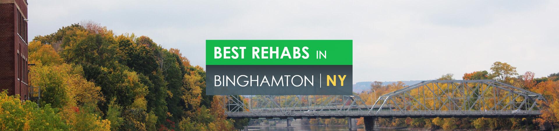 Best rehabs in Binghamton, NY
