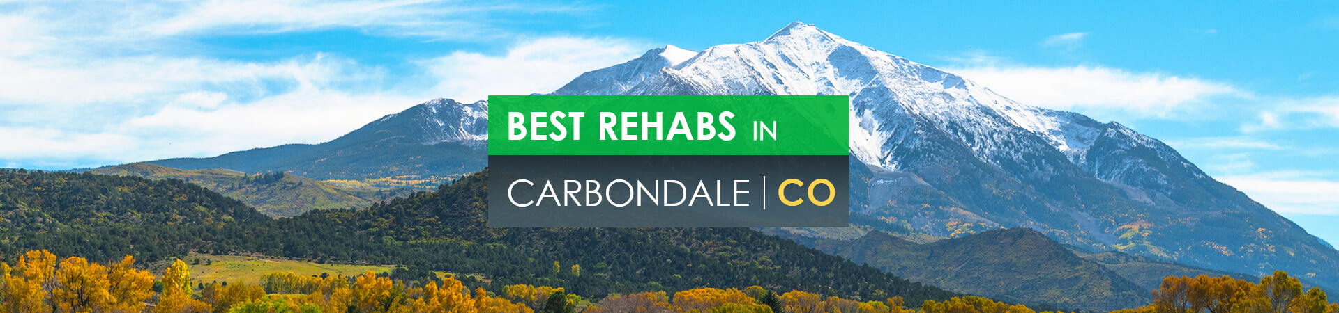 Best rehabs in Carbondale, CO