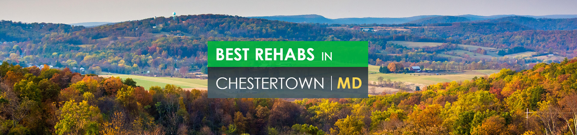 Best rehabs in Chestertown, MD