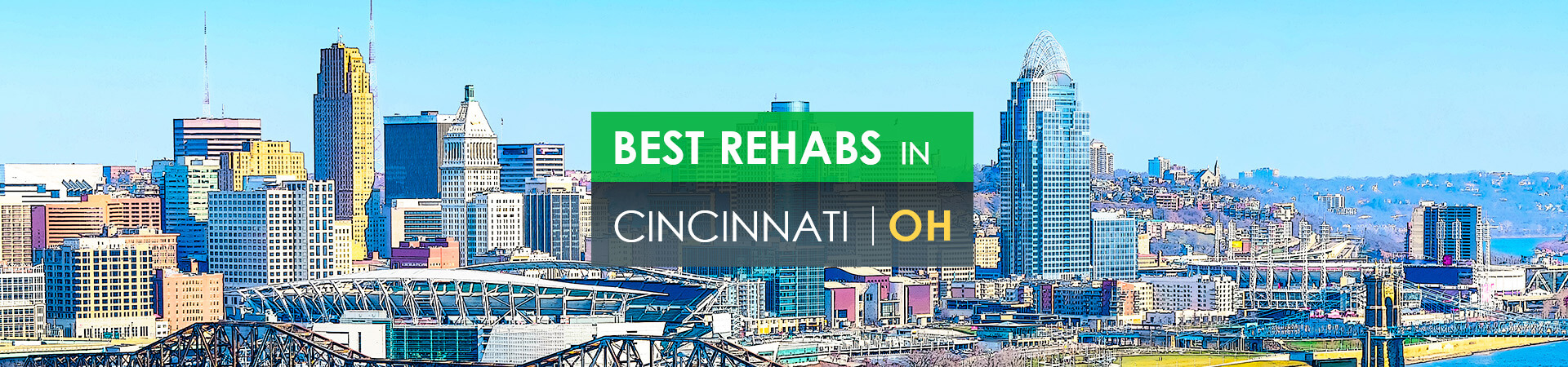 Best rehabs in Cincinnati, OH
