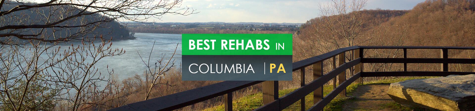 Best rehabs in Columbia, PA