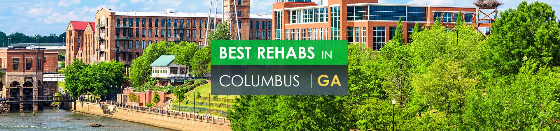 Best rehabs in Columbus, GA