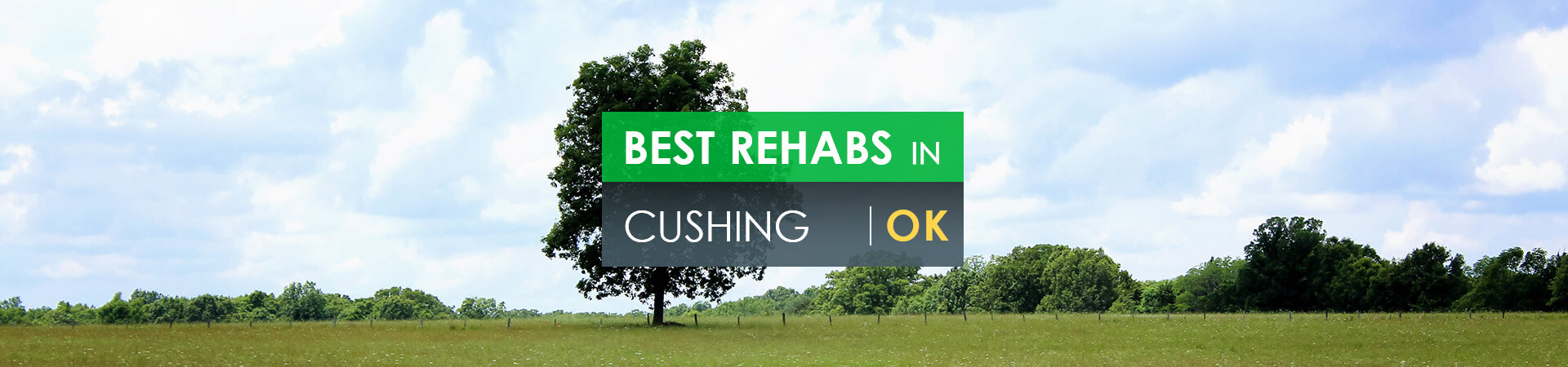 Best rehabs in Cushing, OK
