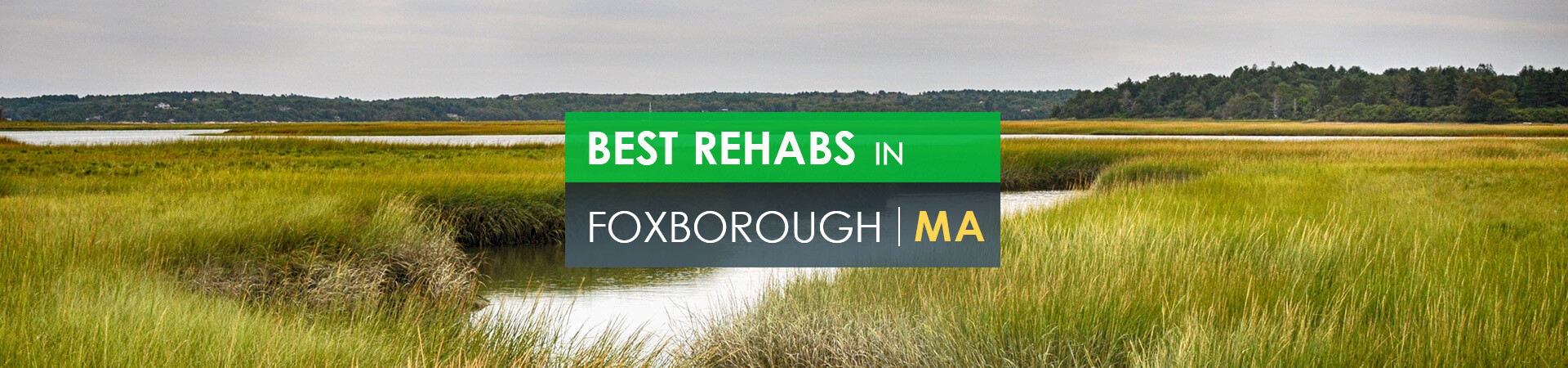 Best rehabs in Foxborough, MA