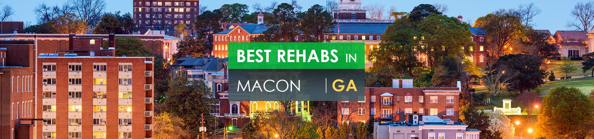 Best rehabs in Macon, GA