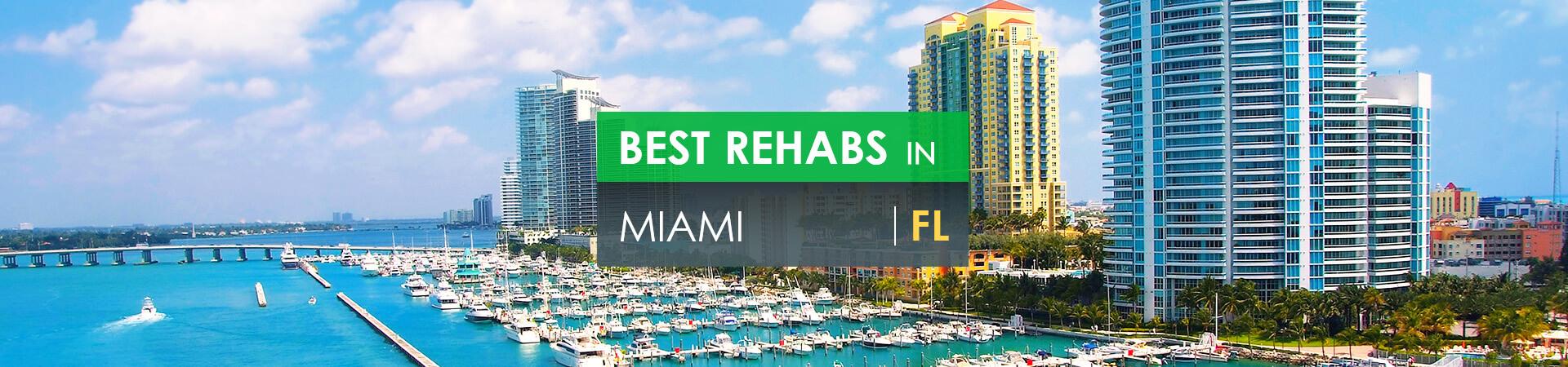 Best rehabs in Miami, FL